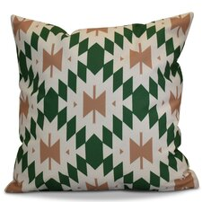 Cheap Soluri Geometric Outdoor Throw Pillow
