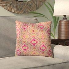 Wilder Feathered Arrows Indoor/Outdoor Throw Pillow