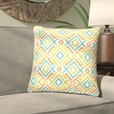 Terneuzen Indoor/Outdoor Throw Pillow (Set of 2)