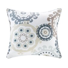 Manchester Printed Medallion Outdoor Pillow