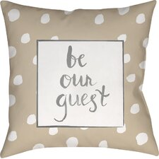 Gianna Indoor/OutdoorThrow Pillow