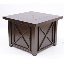 Patio Gas Outdoor Fire Pit Table