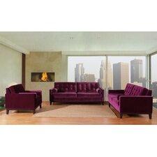 Centennial Velvet Living Room Collection