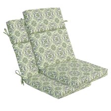 Outdoor Lounge Chair Cushion (Set of 4)