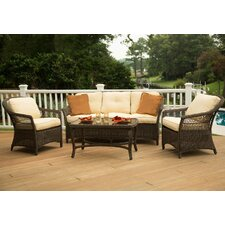 Charlotte Woven Deep Seating Group