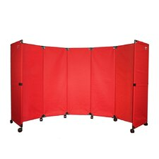 Economical Portable Accordion Partition
