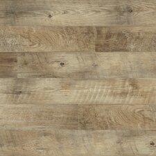 """Oak 6"""" x 48"""" x 2mm Luxury Vinyl Plank in Sand"""