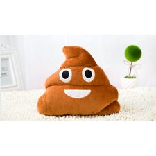No Copoun Emoji Bed Rest Pillow