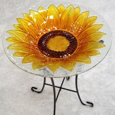 Sunflower Plate
