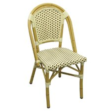 Aluminum Two Tone Outdoor Chair