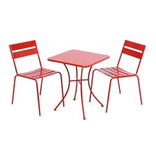 Sandown 3 Piece Bistro Set