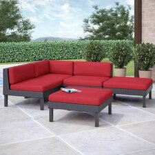 Zoar Right Hand Facing Sectional with Cushions