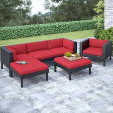 Zoar Sofa 6 Piece Seating Group with Cushions