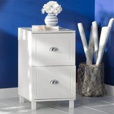 Greylag 2 Drawer Filing Cabinet
