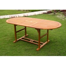Best Choices Sabbattus Oval Dining Table