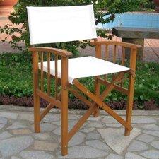 Best  Sabbattus Folding Dining Arm Chair (Set of 2)