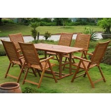 Find Sabbattus 7 Piece Dining Set
