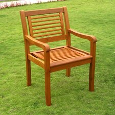 Best #1 Sabbattus Arm Chair (Set of 2)