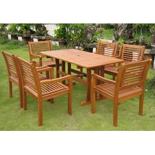 2017 Sale Sabbattus 7 Piece Dining Set