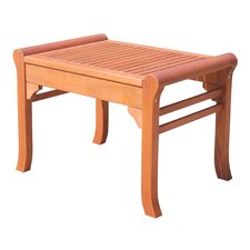 Bucksport Natural Wood Picnic Bench