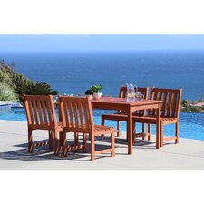 Bucksport 5 Piece Dining Set