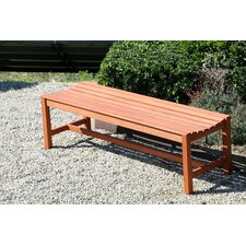 Bucksport Wood Picnic Bench