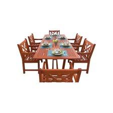 Blythe 7 Piece Dining Set