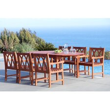 Best Choices Blythe 7 Piece Dining Set