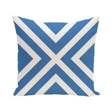 Jackson Stripes Print Outdoor Pillow