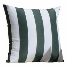 Miami Stripe Indoor/Outdoor Throw Pillow (Set of 2)