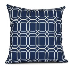 Bartow O the Fun Outdoor Throw Pillow