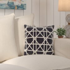 Wetherington Geometric Outdoor Throw Pillow