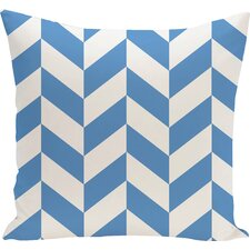 Looking for Kipling Geometric Print Outdoor Throw Pillow