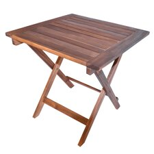 Chatterly Outdoor Square Bistro Table