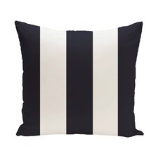 Caymen Stripe Print Outdoor Pillow