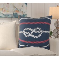 Orchid Outdoor Throw Pillow