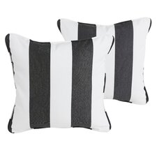 Travis Indoor/Outdoor Throw Pillow (Set of 2)