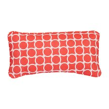 Spacial Price Kennebunkport Link Indoor/Outdoor Lumbar Pillow (Set of 2)