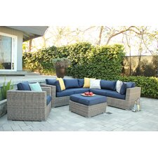 Greendale 7 Piece Deep Seating Group with Cushion