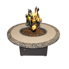 Fire Gas Pit Table