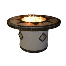 Gas Fire Table
