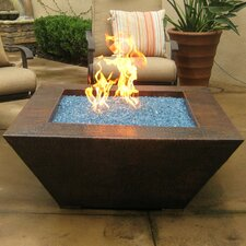 Corinthian Gas Fire Pit Table