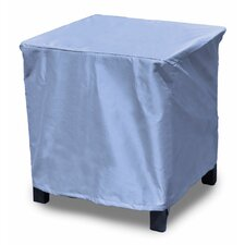 Amazing All-Seasons Square Outdoor Side Table/Ottoman Cover