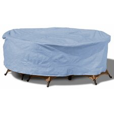 All-Seasons Round Patio Table and Chairs Combo Cover