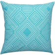 Phase Outdoor Throw Pillow