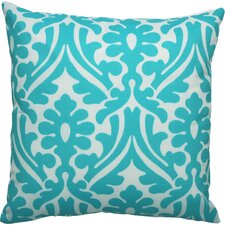 Holly S Backed Outdoor Throw Pillow