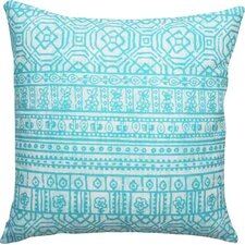 Devada Ocean Outdoor Throw Pillow (Set of 2)