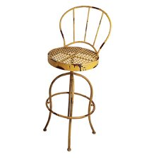 Nostalgia French Swivel Bistro Dining Chair