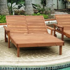 Best Choices Summer Double Chaise Lounge