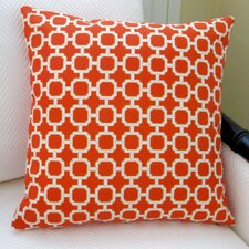 Wonderful Hockley Geometric Modern Outdoor Pillow Cover (Set of 2)